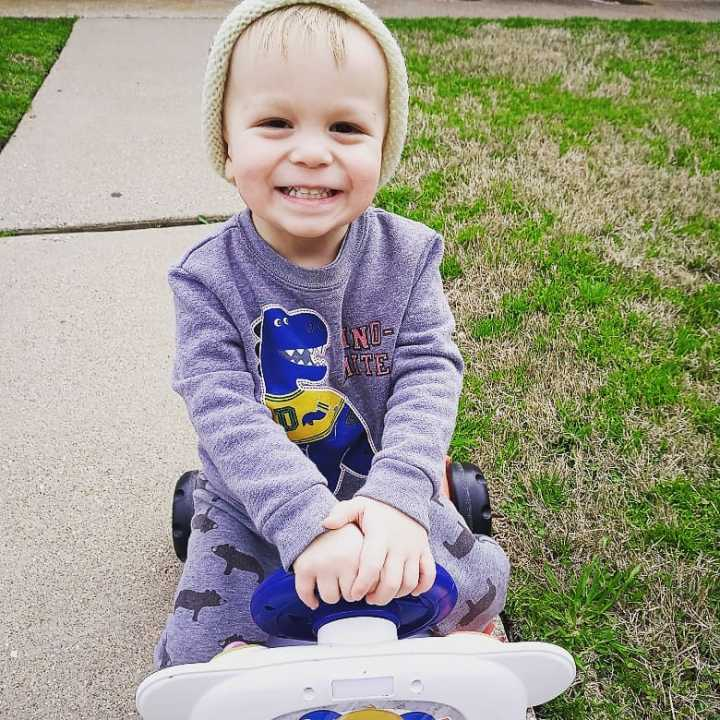 Little Dude is turning 2! * Grab thetissues